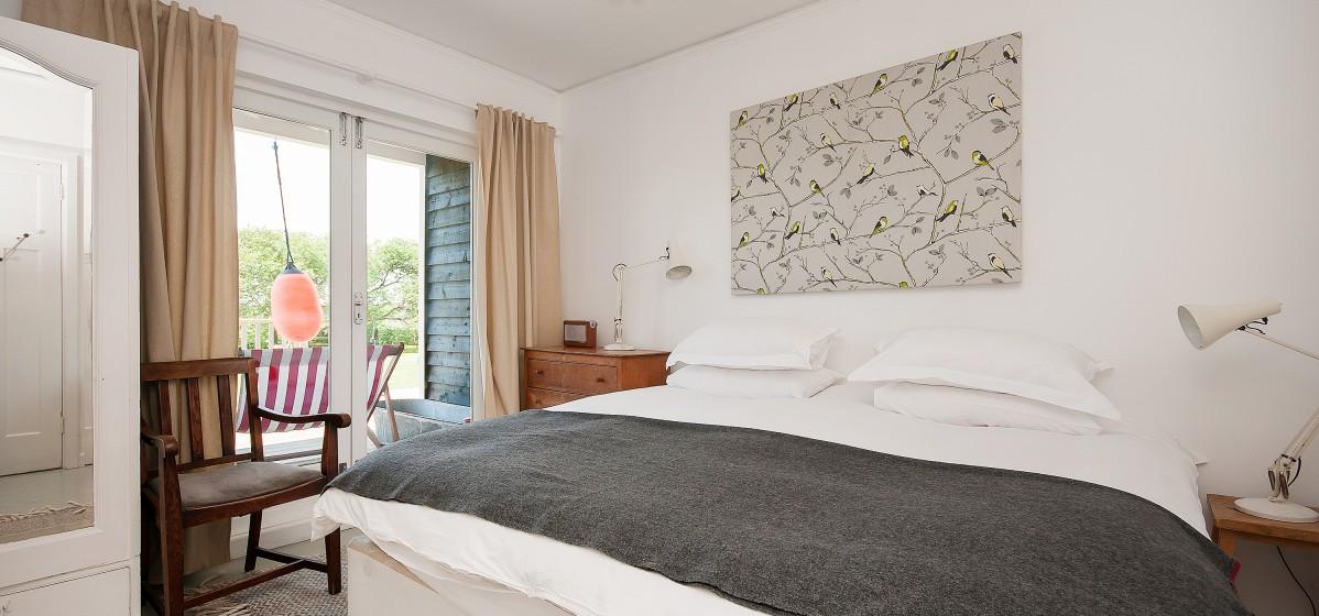 Bird room double bedroom