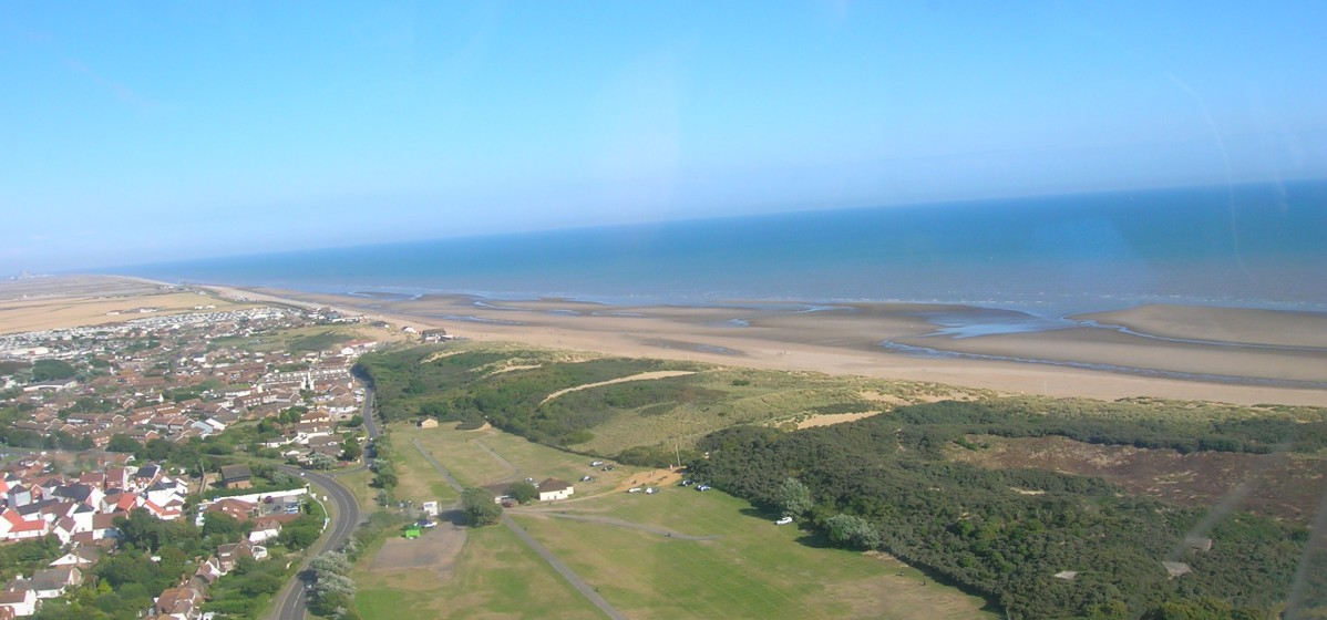 Camber from the air