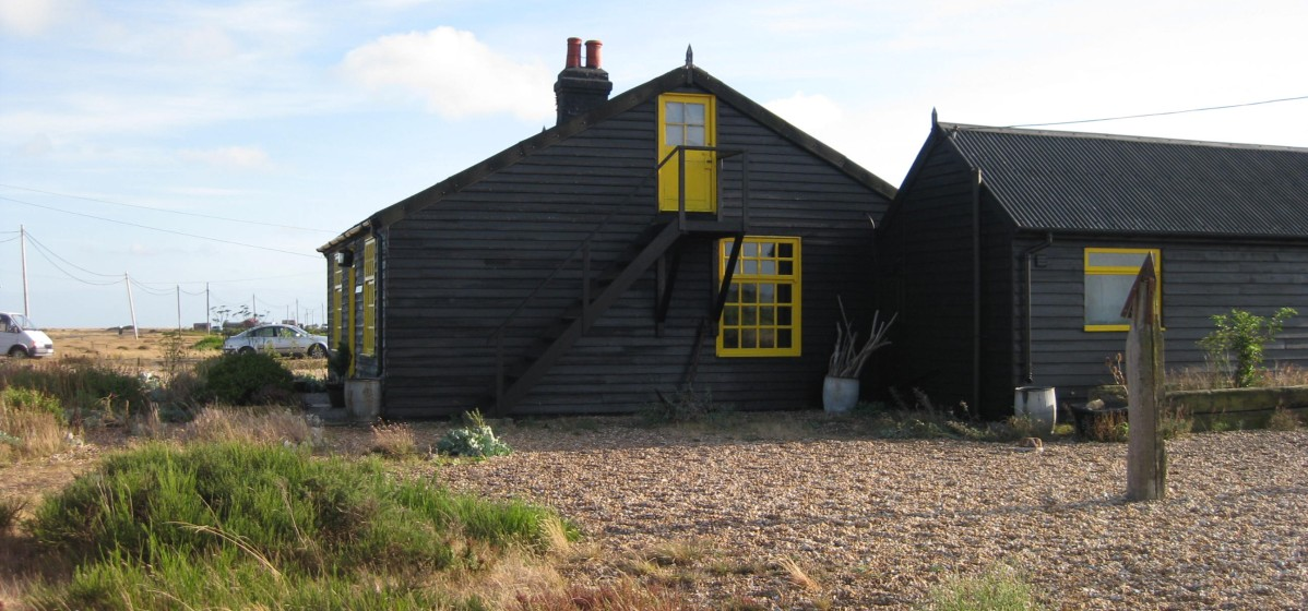 Dungenees – the home of Derek Jarman