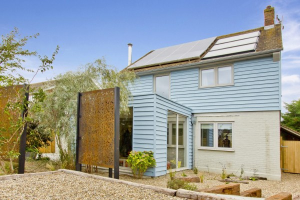 The Recycled House