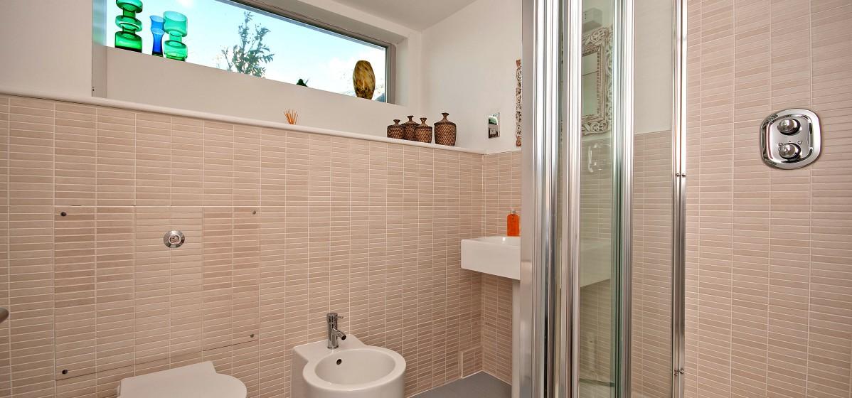 Ensuite Shower room for Master Bedroom