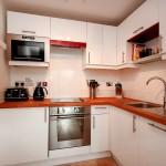 Kitchen at Rye Bay Beach